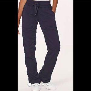 Lululemon Navy Dance Studio Pants